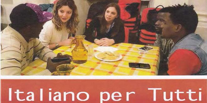 Italiano per tutti – Scende in campo l'università